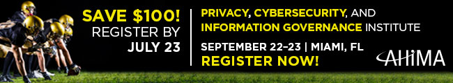 Privacy, Cybersecurity, and Information Governance Institute
