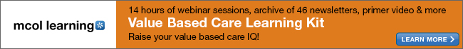 Value Based Care Learning Kit