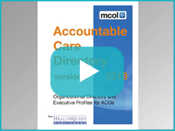 Accountable Care Directory